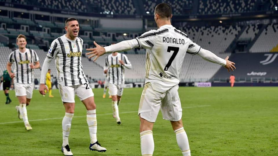 Cristiano Ronaldo, Juve   Soccrates Images/Getty Images