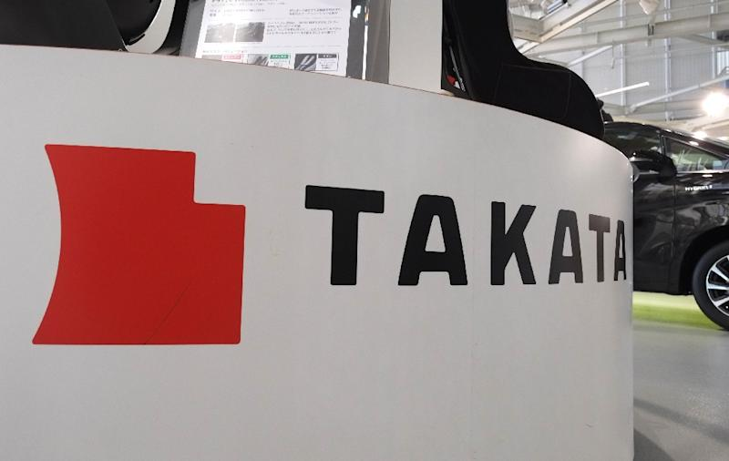 Trading in Takata's shares was temporarily halted after media reports on a scheme to split the company