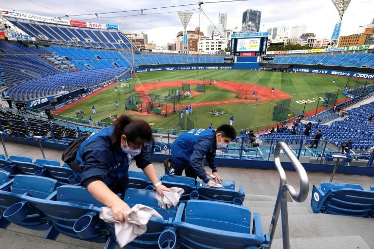 The experiment will see three daily matches played at the 32,000-seat Yokohama Stadium with 80 to 100 percent of seats filled