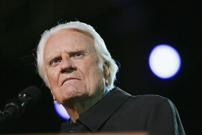 Trump and Billy Graham: How the President Lies at the Heart of the Battle Over the Evangelist Pastor's Legacy