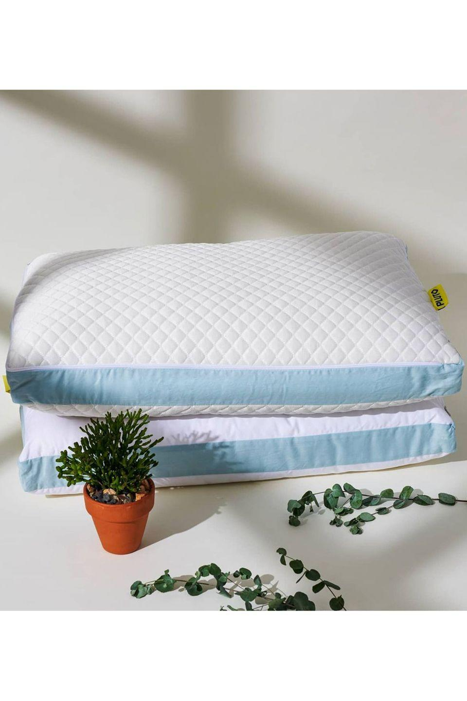 """<p>When you're a new parent, sleep is a precious, precious commodity. Ensure the few hours he <em>does </em>get are as restful as possible by giving him this personalized pillow. All he has to do is take a quick quiz, and this company will formulate a completely custom pillow to best suit his needs. </p><p><a class=""""link rapid-noclick-resp"""" href=""""https://go.redirectingat.com?id=74968X1596630&url=https%3A%2F%2Fplutopillow.com%2Fpages%2Fpersonalize&sref=https%3A%2F%2Fwww.oprahdaily.com%2Flife%2Fg26961897%2Fgifts-for-new-dads%2F"""" rel=""""nofollow noopener"""" target=""""_blank"""" data-ylk=""""slk:Shop Now"""">Shop Now</a></p>"""