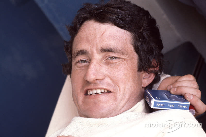 "44: Patrick Depailler, Tyrrell Ford<span class=""copyright"">LAT Images</span>"