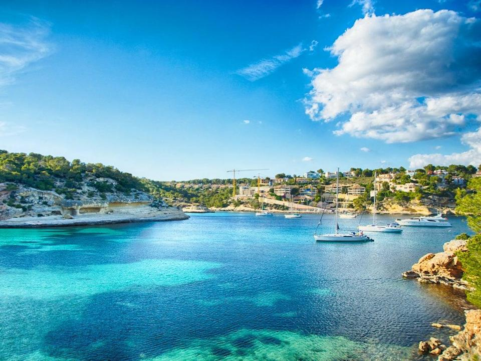 Jetting off to Mallorca might become possible (Getty Images/iStockphoto)