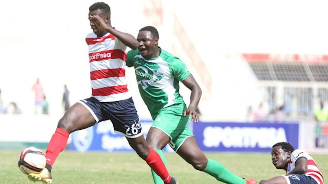 Otieno is yet to feature for the club since returning from India with the Harambee Stars squad