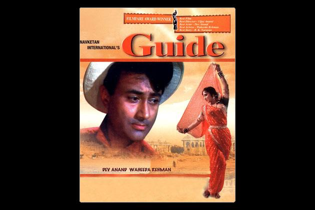 Vijay Anand's 'Guide' dealt with an unusual premise, where a guide falls in love with a unhappily married woman; while she manages to walk out on her marriage, her new relationship becomes complicated and unhappy.