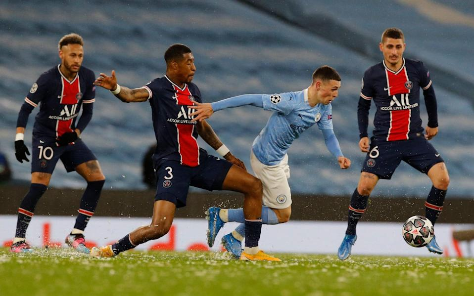 Phil Foden once again illustrated what a fine player he is as he helped Man City advance to their and his first Champions League final - REUTERS