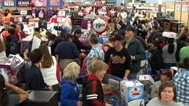 Shoppers get ready to find deals this Black Friday as the holiday season kicks into full swing.
