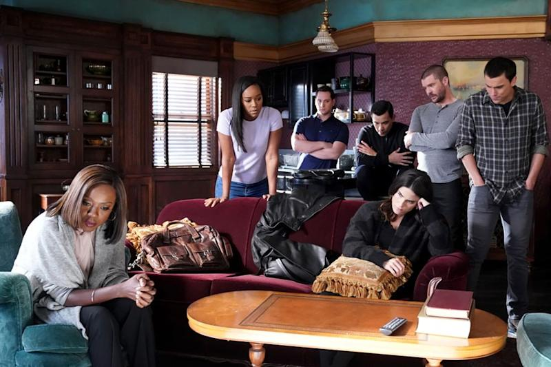 How to Get Away with Murder | Mitch Haaseth/ABC