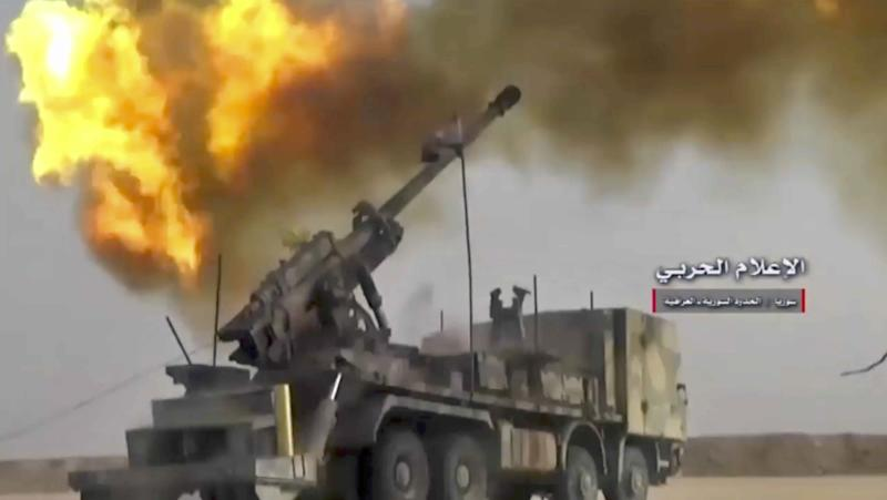 Iraqi military launch offensive on last Islamic State stronghold