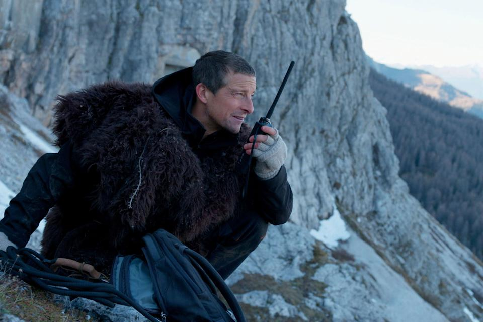 """<strong><em>You vs Wild: Out Cold</em></strong><br><br>If you like to enjoy the great outdoors from the comfort of your sofa, then Bear Grylls' new interactive movie will be right up your alley. Starting in the aftermath of a plane crash in the mountains, the film follows Bear as he navigates the harsh landscape to get to safety. Allowing the audience to make his survival decisions for him, this choose-your-own-adventure flick is perfect for the whole family. <br><br>Available 14th September<span class=""""copyright"""">Photo Courtesy of Netflix.</span>"""