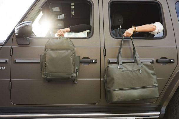 PHOTO: The Evergreen Backpack and The Evergreen Convertible Weekender from BEIS. (BEIS)