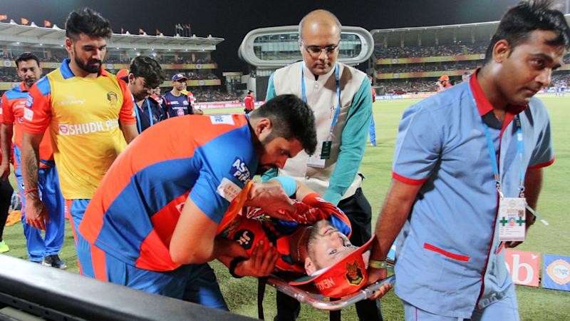 Gujarat's Andrew Tye Ruled Out of IPL Due to Dislocated Shoulder