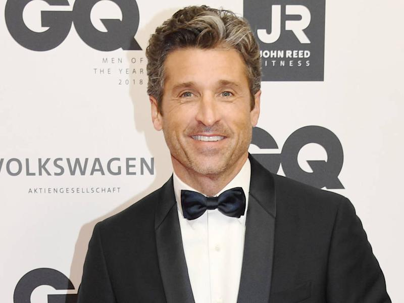 Patrick Dempsey joins KA/NOA men's brand as partner