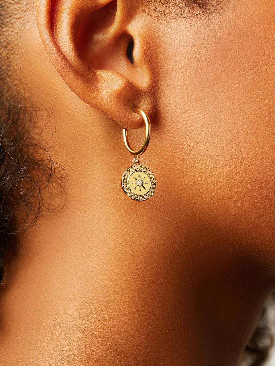 "<h2>Gelt Free</h2><br>Or you can go the fashion route with a 14K gold-plated coin earring set from the sustainable direct-to-consumer jewelry brand, Ana Luisa.<br><br><strong>Ana Luisa</strong> Coin Hoop Earrings, $, available at <a href=""https://go.skimresources.com/?id=30283X879131&url=https%3A%2F%2Fwww.analuisa.com%2Fproducts%2Fcoin-hoop-earrings-hazel"" rel=""nofollow noopener"" target=""_blank"" data-ylk=""slk:Ana Luisa"" class=""link rapid-noclick-resp"">Ana Luisa</a>"
