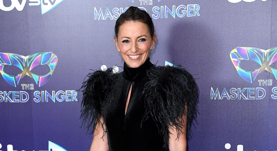 Davina McCall is currently a judge on ITV's The Masked Singer. (Getty Images)