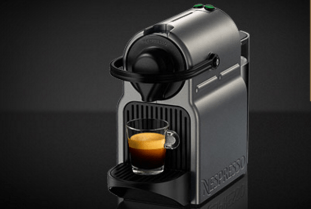 small home appliance deals nespressio inissia titan