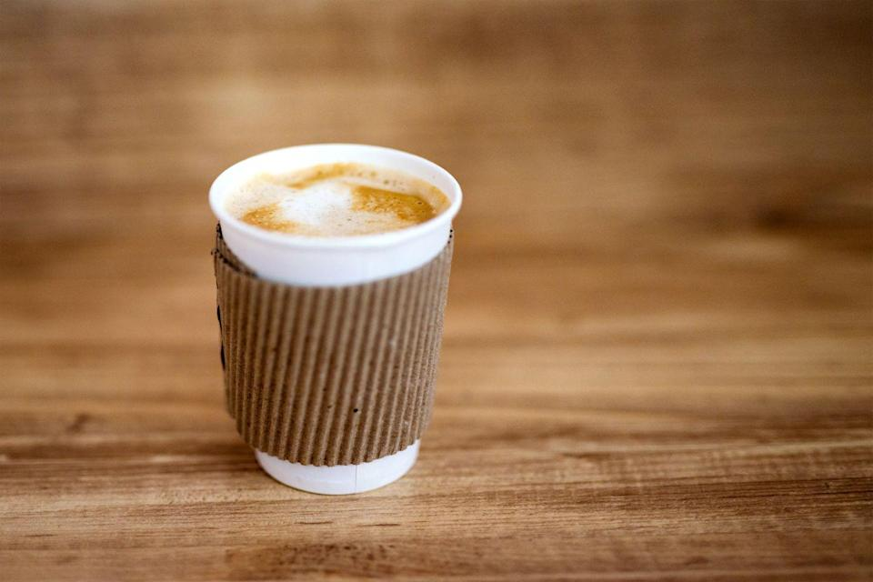 <p>This one depends on your habit. Someone might give up the stuff entirely if they sip on home-brewed coffee all day, others might give up the morning (or mid-afternoon) caffeine fix from their favorite shop. </p>