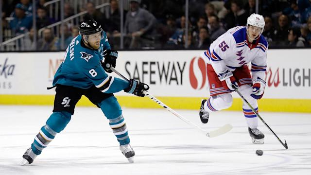 <p>This is the first of a two-game season series between New York and San Jose...</p>