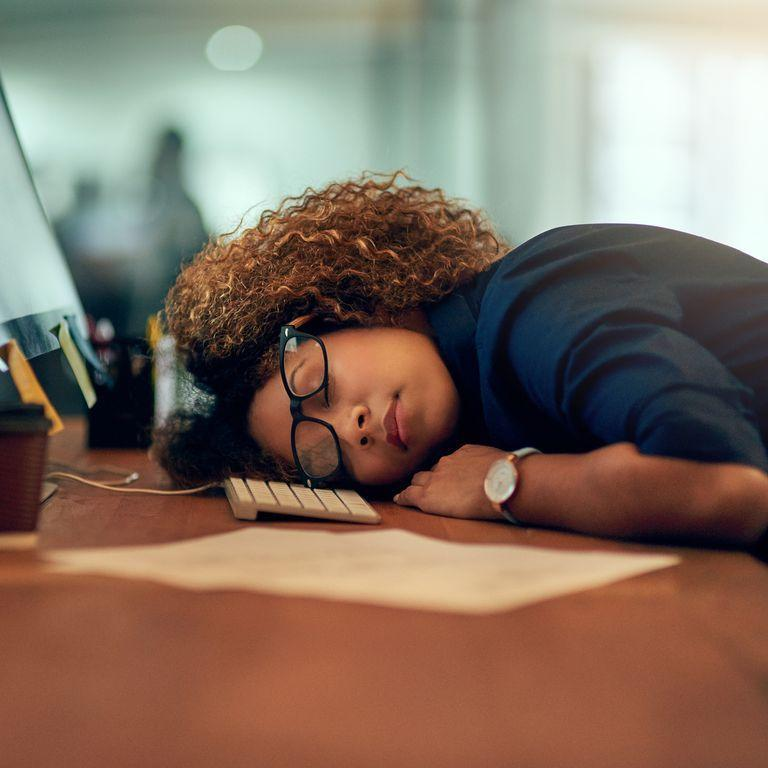 "<p>Sure, you're probably not going to feel amazing 24/7 on your period, but feeling wiped all the time could be a sign that something is off. If your periods tend to be heavy or last for more than seven days, you could develop <a href=""https://www.womenshealthmag.com/health/a27378312/abnormal-uterine-bleeding-symptoms/"" rel=""nofollow noopener"" target=""_blank"" data-ylk=""slk:iron deficiency anemia"" class=""link rapid-noclick-resp"">iron deficiency anemia</a>, a condition that happens when you have too little iron in your body. Anemia can torpedo your energy, leave you feeling weak, and cause shortness of breath, according to the <a href=""https://www.womenshealth.gov/a-z-topics/iron-deficiency-anemia"" rel=""nofollow noopener"" target=""_blank"" data-ylk=""slk:U.S. Department of Health & Human Services"" class=""link rapid-noclick-resp"">U.S. Department of Health & Human Services</a>. If this describes you when Flo comes to town, call your doctor. </p>"