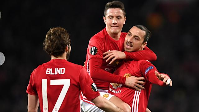 The former Red Devils defender sees Jose Mourinho's side getting stronger while Arsene Wenger's out-of-sorts Gunners are threatening to implode