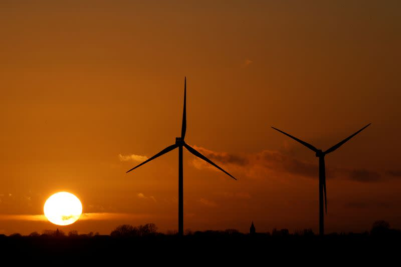 New wind farm financing in Europe to face delays in 2020 - report