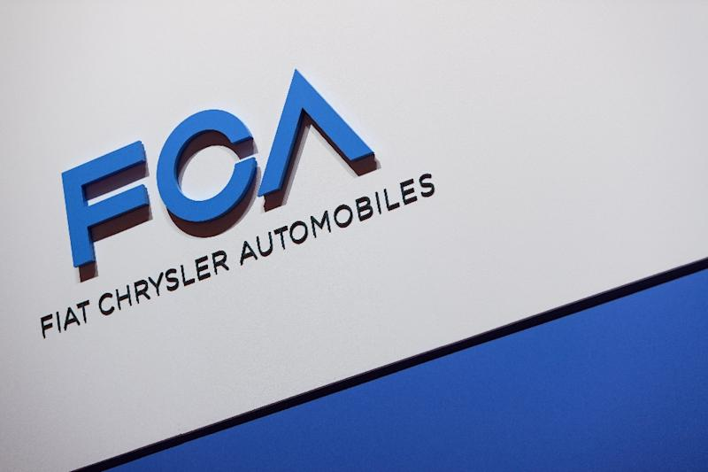 Fiat Chrysler is widely seen as a latecomer to the electric vehicle market but is well placed in the US SUV and pick-up sectors (AFP Photo/Harold CUNNINGHAM)