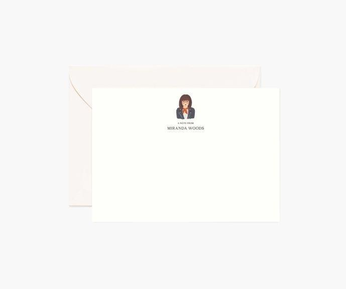 """<p>riflepaperco.com</p><p><strong>$65.00</strong></p><p><a href=""""https://go.redirectingat.com?id=74968X1596630&url=https%3A%2F%2Friflepaperco.com%2Fmix-n-match-portrait-flat-notes&sref=https%3A%2F%2Fwww.thepioneerwoman.com%2Fholidays-celebrations%2Fgifts%2Fg37069384%2Fbest-anniversary-gifts%2F"""" rel=""""nofollow noopener"""" target=""""_blank"""" data-ylk=""""slk:Shop Now"""" class=""""link rapid-noclick-resp"""">Shop Now</a></p><p>How cute are these <a href=""""https://go.redirectingat.com?id=74968X1596630&url=https%3A%2F%2Fwww.walmart.com%2Fip%2FThe-Pioneer-Woman-Sweet-Rose-60-Piece-Stationery-Set%2F674928717&sref=https%3A%2F%2Fwww.thepioneerwoman.com%2Fholidays-celebrations%2Fgifts%2Fg37069384%2Fbest-anniversary-gifts%2F"""" rel=""""nofollow noopener"""" target=""""_blank"""" data-ylk=""""slk:note cards"""" class=""""link rapid-noclick-resp"""">note cards</a>? Stationery never goes out of style and these allow you to make them super personalized with a little cartoon of yourself or your partner. You can pick hair color, skin tone, hairstyle, attire, and other specifics.</p>"""