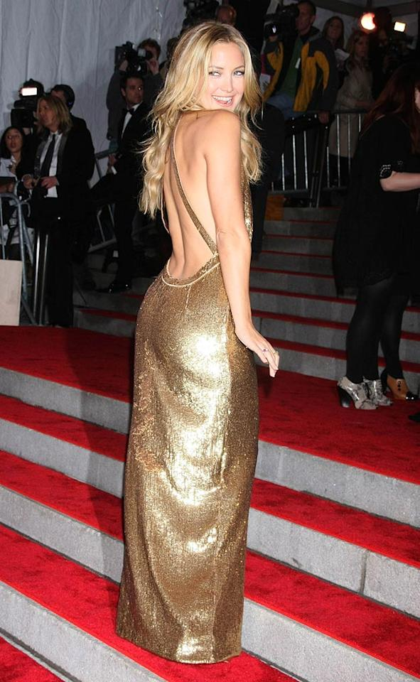 """How Kate Hudson doesn't have a tasty piece of arm candy on-hand is beyond baffling. Dara Kushner/<a href=""""http://www.infdaily.com"""" target=""""new"""">INFDaily.com</a> - May 4, 2009"""