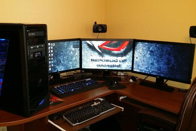 How to set up multiple monitors