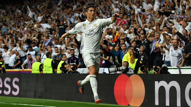 Cristiano Ronaldo has explained why he put a finger to his lips after scoring his first goal in Real Madrid's win over Bayern Munich.