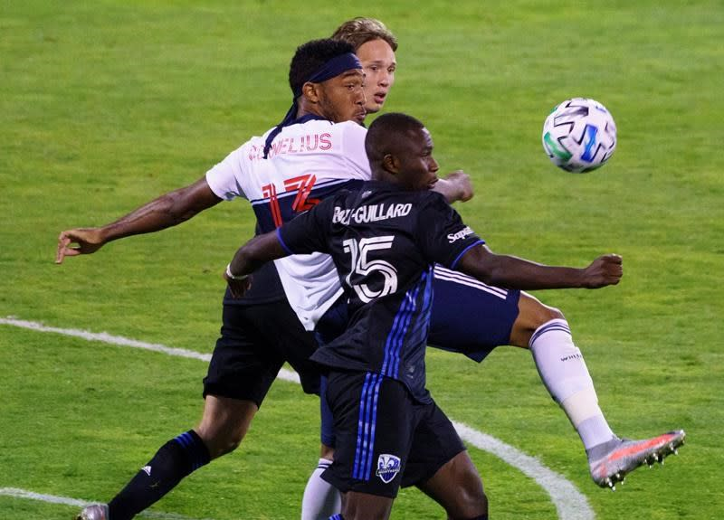Quioto and Lappalainen score as Impact shut out visiting Whitecaps 2-0