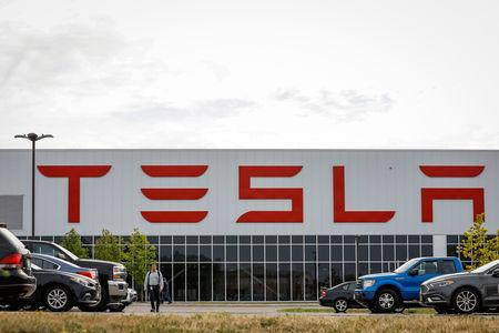 Tesla: N.Y. solar factory to make EV chargers, other products