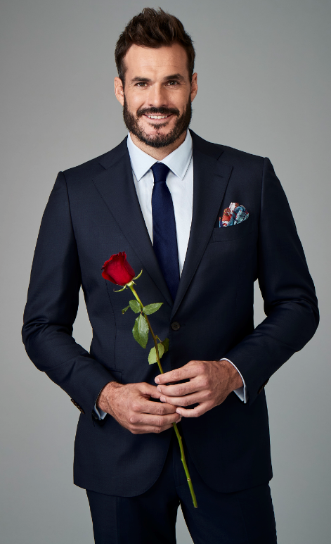 Locklan 'Locky' Gilbert is the newest Bachelor. Photo: Channel 10