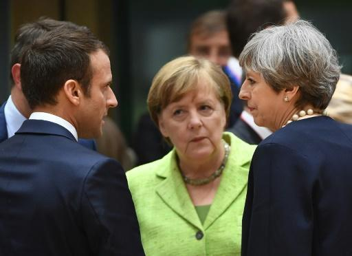 UK, Germany, France 'stand committed' to Iran deal