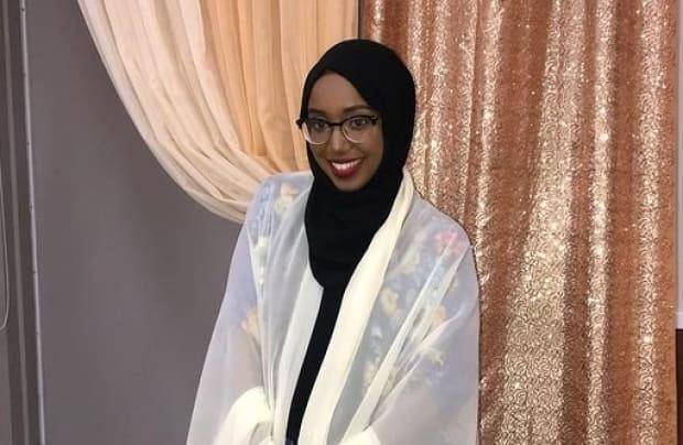 Amal Mohamud is a first-generation Somali-Edmontonian who works in the media industry in the city.