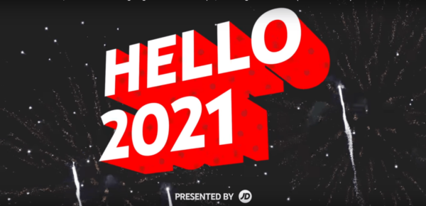 new year's eve countdown - hello 2021 youtube