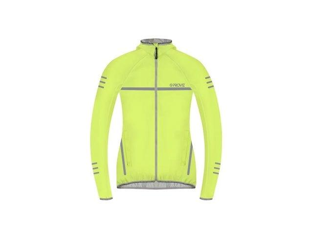 This hi vis jacket will make you visible to pedestrians and other road usersProviz
