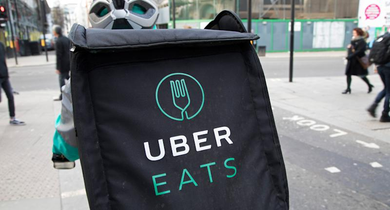 Food delivery services can take up to 30 per cent from business using them to sell and deliver meal. Source: Getty Images