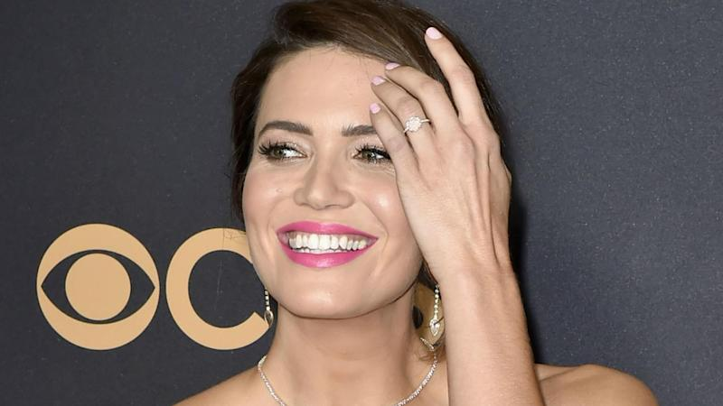 Mandy Moore Celebrates Engagement Party -- See the Pics!