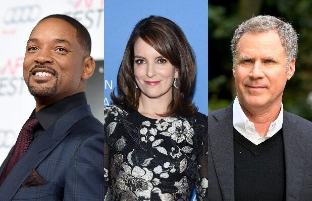 Will Smith, Tina Fey, Will Ferrell, and More Join Byron Allen and NBC's 'Feeding America Comedy Festival'