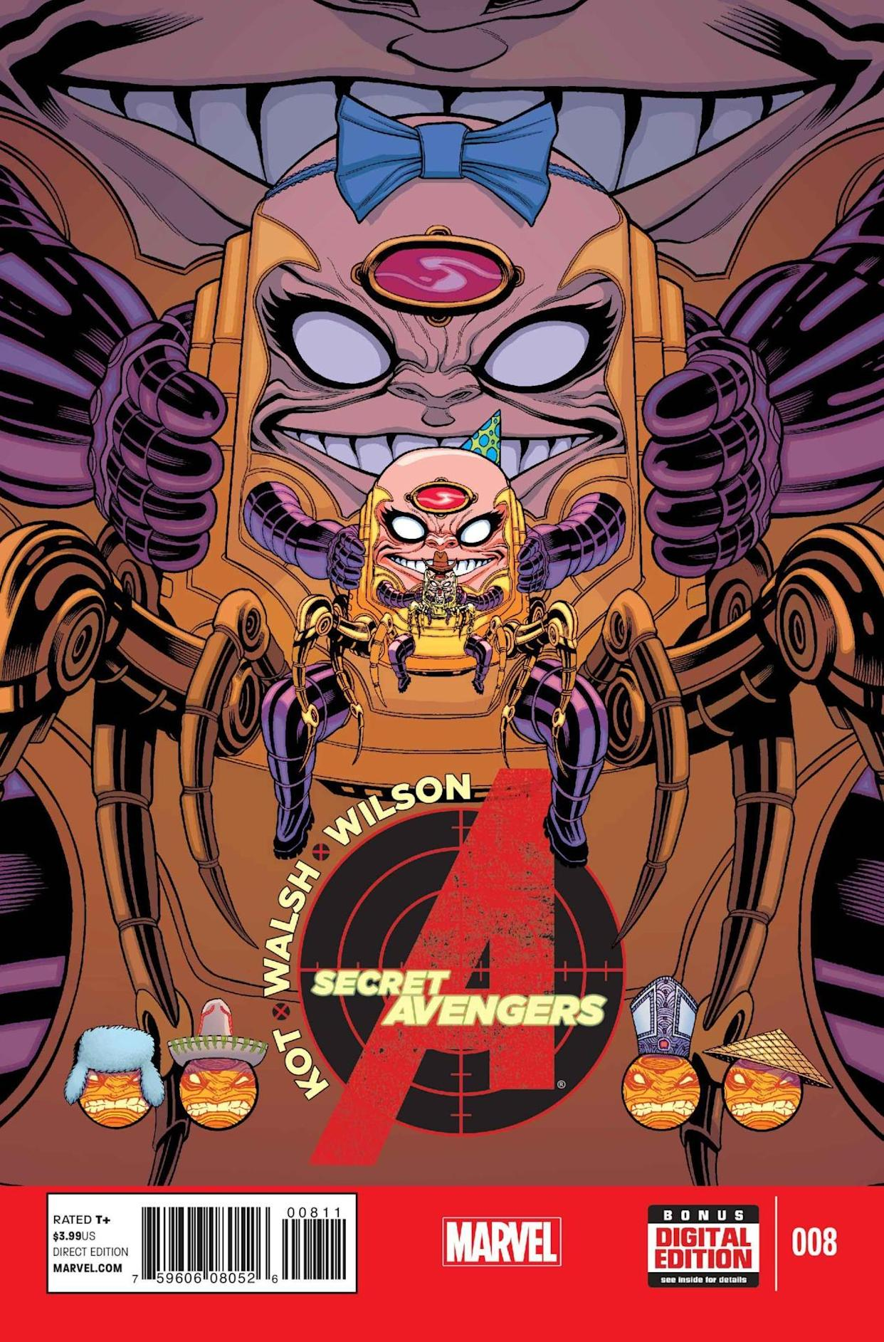 Best Comic Book Covers of the Week: 9/26/14