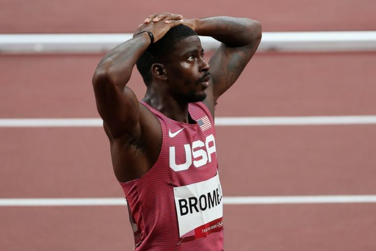 Trayvon Bromell, the fastest 100m in the world this year, failed to qualify for the Olympic final