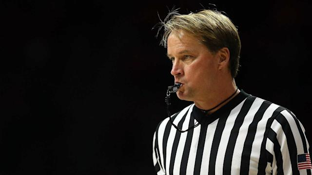 """""""We are taking this very, very — extremely — seriously,"""" the investigator says of threats made by UK fans against referee John Higgins."""