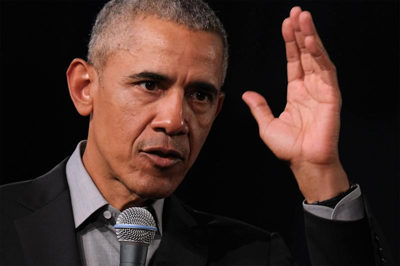 Obama Warns Technology Has Created a More Splintered World