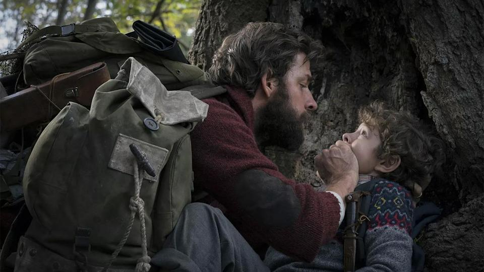 <p> A Quiet Place is a perfect example of a simple premise executed to perfection. A world overtaken by blind monsters who will attack at the slightest noise means that one family is living in complete silence. With no spoken dialogue, the tension is kept high and constant through moving performances and subtitled sign language. It is so easy to become invested in the safety of these characters that A Quiet Place will leave you on the edge of your seat, holding your breath for fear of making a noise yourself. </p>