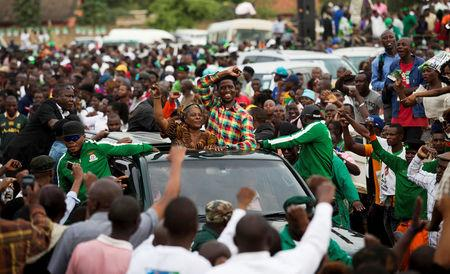 Zambia President Lungu re-election marred by alleged malpractice