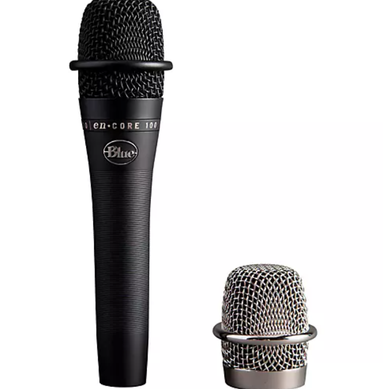 best microphone for streaming - Blue enCORE 100 Studio Grade Dynamic Microphone