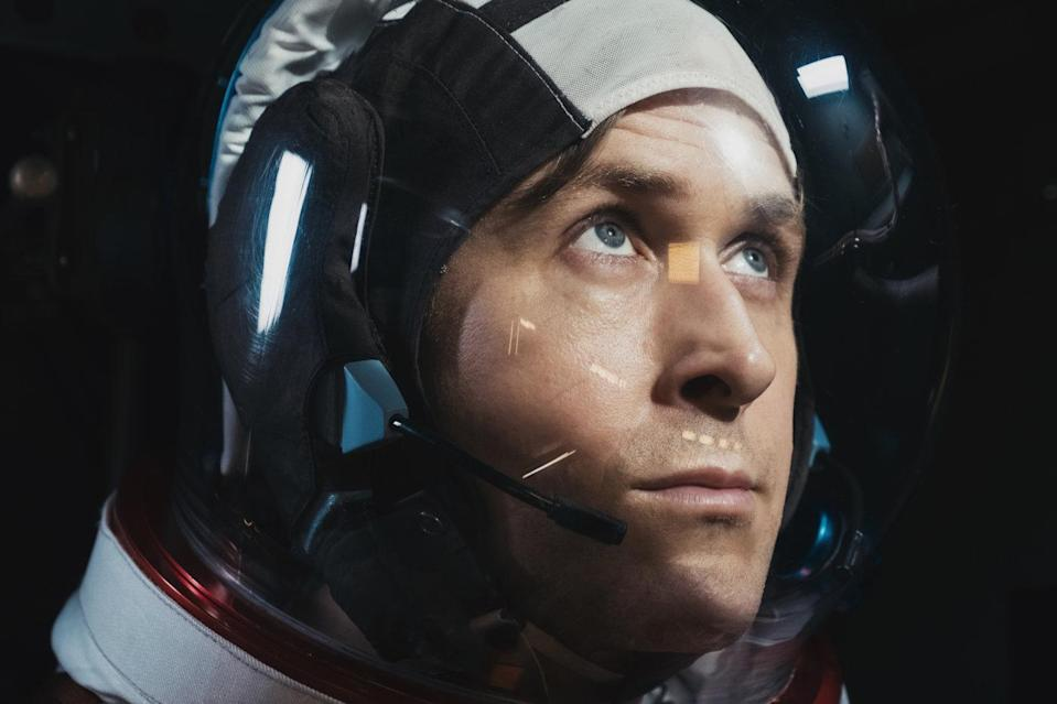 Separating fact from fiction in Damien Chazelle's Neil Armstrong biopic. (Universal)