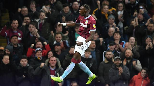 Aston Villa hotshot Tammy Abraham is one of a number of Chelsea players currently starring for their loan clubs