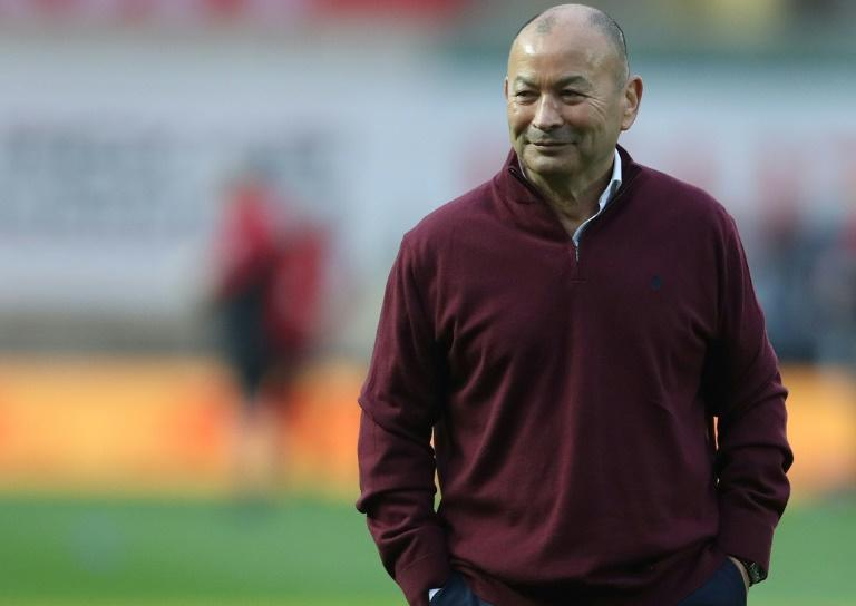 Eddie Jones took over as England coach after the 2015 Rugby World Cup